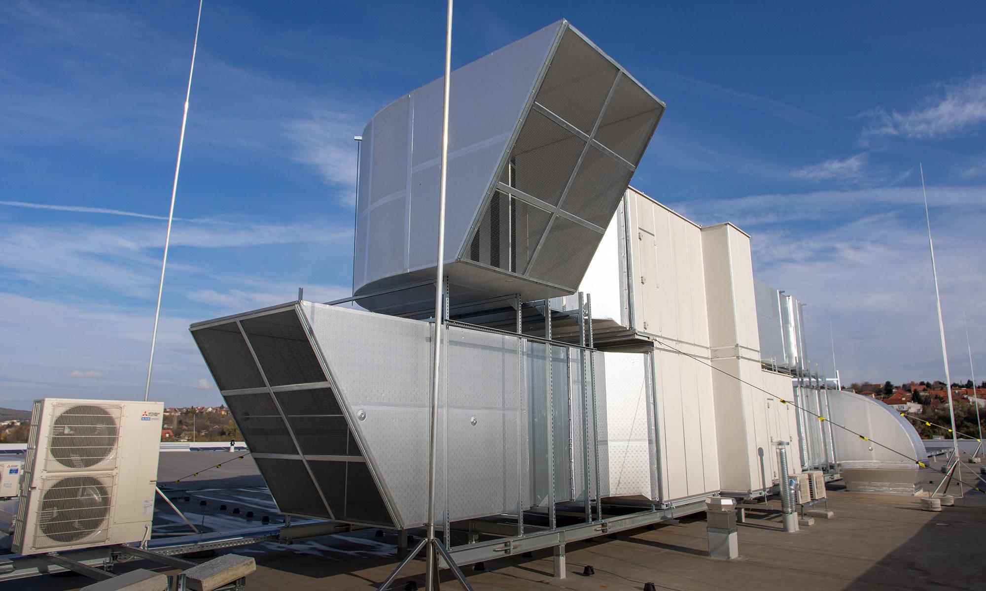 Innovatív épületgépészeti rendszerek 2020